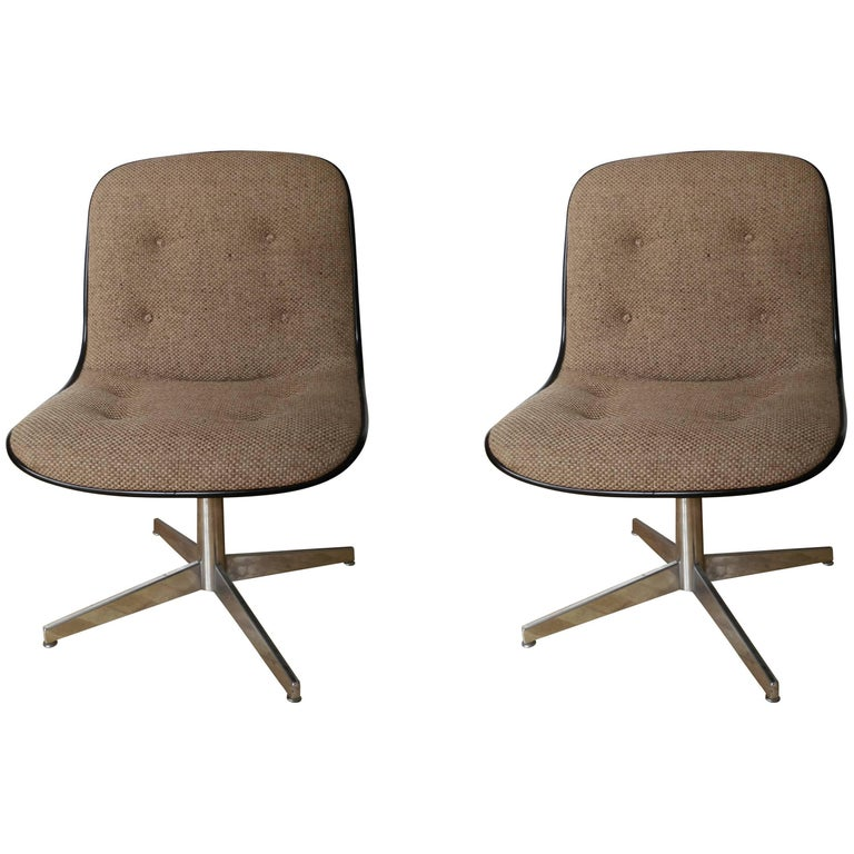 Charles Pollock Chairs
