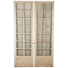 Antique Pair of French Doors