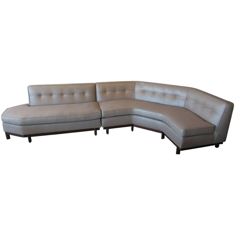 Frank Sectional Sofa Bed: Leather Frank Lloyd Wright Imperial Hotel Tokyo Sofa