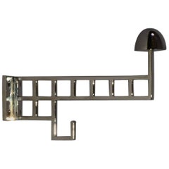 Josef Hoffmann Coat Hook for the Wiener Werkstaette Re-edition