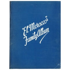 """EL MOROCCO'S FAMILY ALBUM"" Book on Famous New York Nightclub"