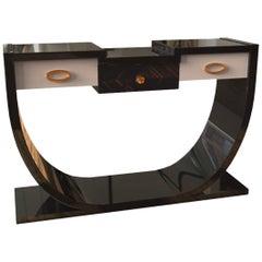 Custom Art Deco Design Console Table