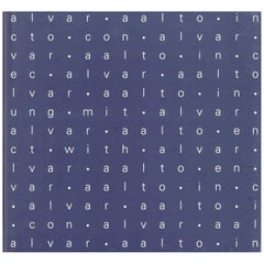 """Alvar Aalto - Points of Contact"" Book"