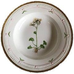 Royal Copenhagen Flora Danica Deep Plate #735/3545
