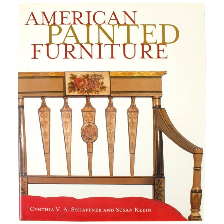 """American Painted Furniture,"" First Edition Book For Sale"