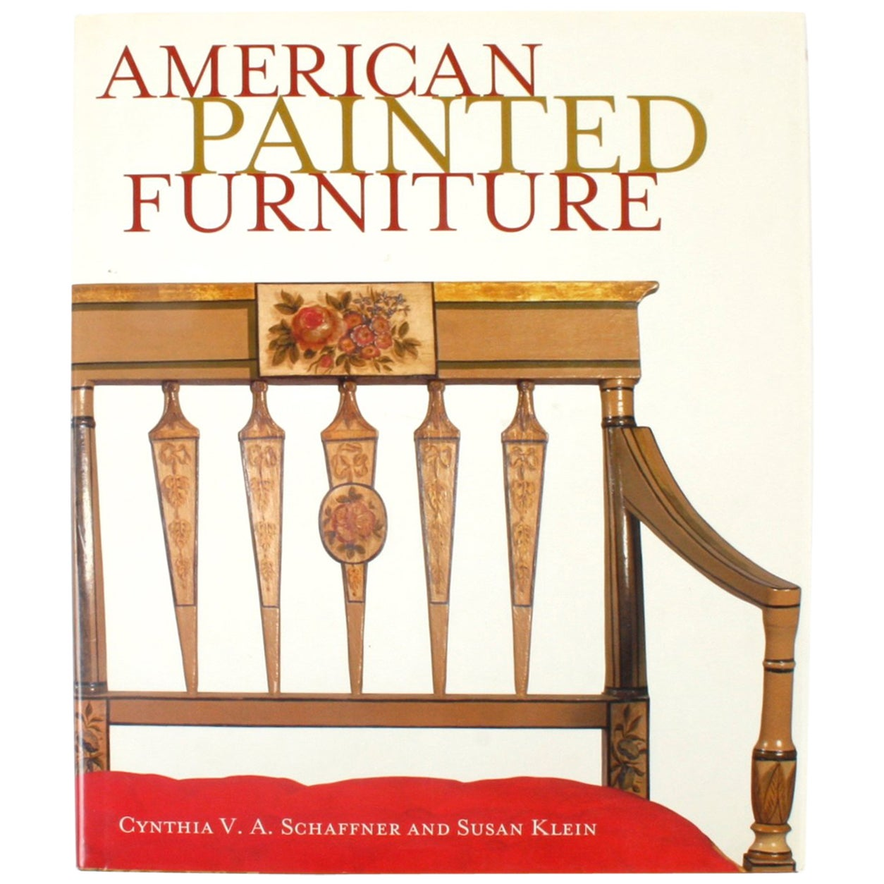 """""""American Painted Furniture,"""" First Edition Book"""