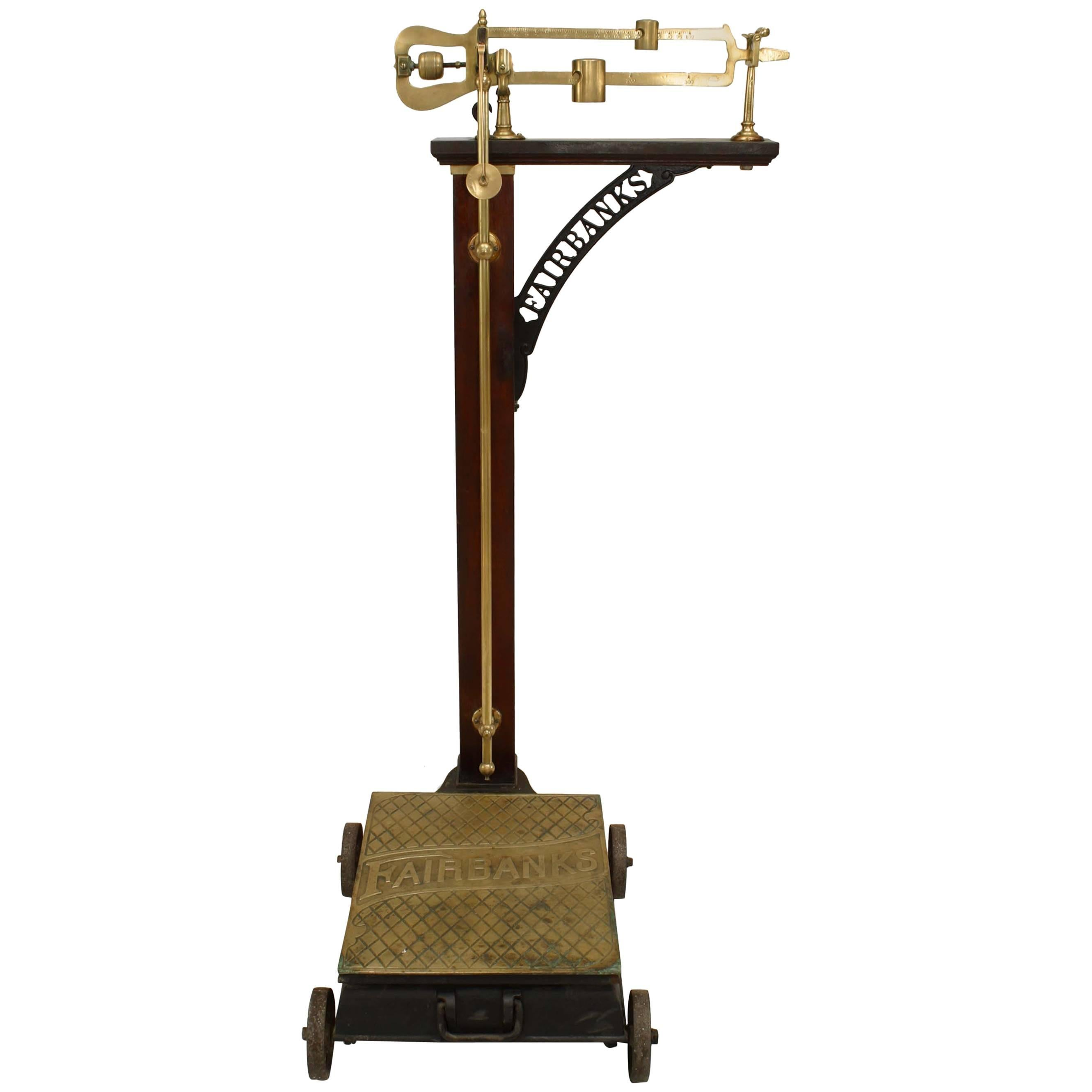 American Victorian Standing Scale