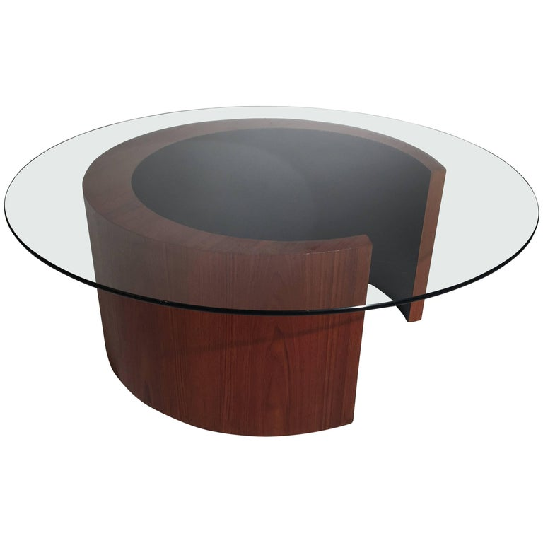 Vladimir Kagan Inspired Cocktail Table