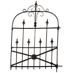 19th Century Iron Gate