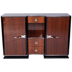 Exquisite 1930s French Art Deco Sideboard