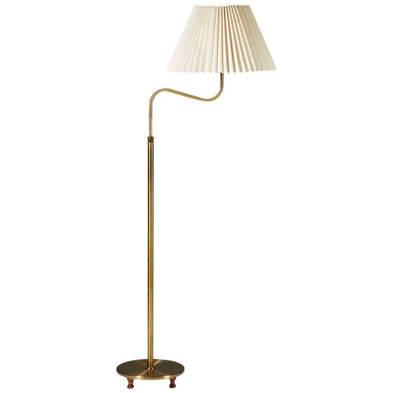 Floor lamp model 2568 designed by josef frank for svenskt tenn sweden 1939