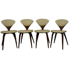 Plycraft Side Chairs by Norman Cherner