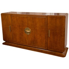 French Moderne Sideboard