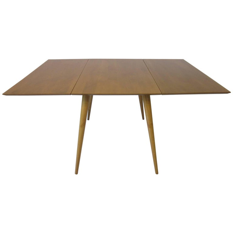Paul McCobb Drop Leaf Dining Table from the Planner Group