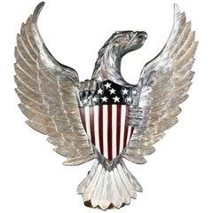 Carved Federal Eagle