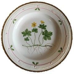 Royal Copenhagen Flora Danica Dinner Plate #735/3549
