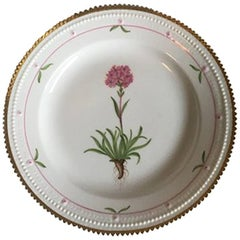 Royal Copenhagen Flora Danica Lunch Plate #735/3550