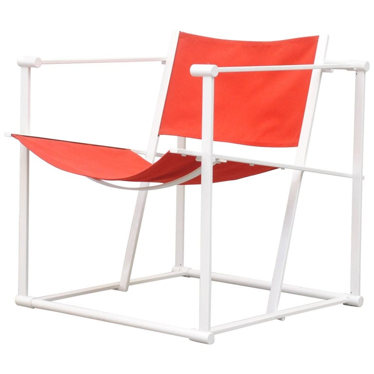 Pastoe Cube Lounge Chair by Radboud Van Beekum For Sale