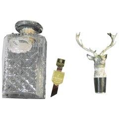 Glenfiddich Edinburgh Crystal Whisky Decanter