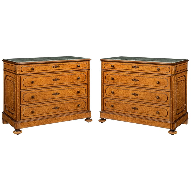 Pair of Commodes by Zignago and Picasso