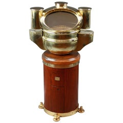 Late 19th Century Binnacle Pascall Atkey