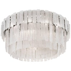 Monumental 20th Century Chandelier Commissioned for the QE2