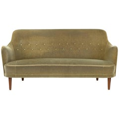 Vintage Sofa by Carl Malmsten