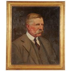 Portrait of a Gentleman by John Newman Holroyd