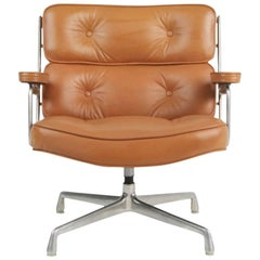 "Early Production Time Life ""Lobby"" Executive Chair by Charles Eames, circa 1960"