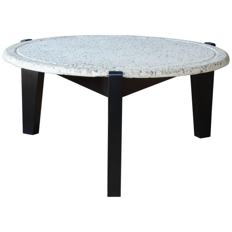 Terrazzo Top Coffee Table