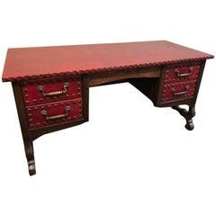 Custom Spanish Revival Desk