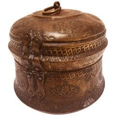 Moorish Tea Caddies