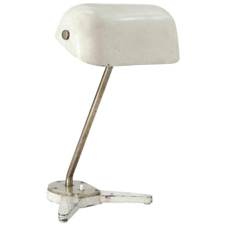 Amazing Desk Lamp in a Collaboration by Arne Jacobsen & Hans J. Wegner
