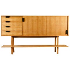 Alain Richard Case Pieces and Storage Cabinets