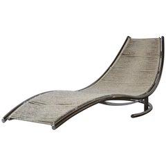 Daybed Scandinavian Modern Design by Albin Love Lindgren Series 0. Rope
