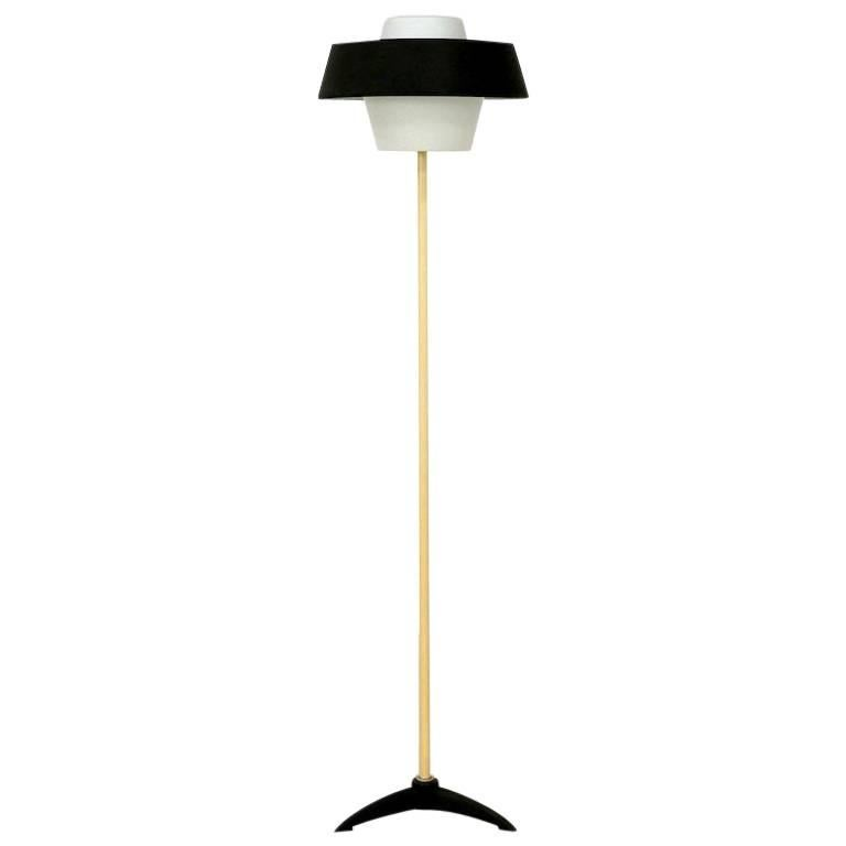 Phillips Floor Lamp by Louis Kalff, 1956