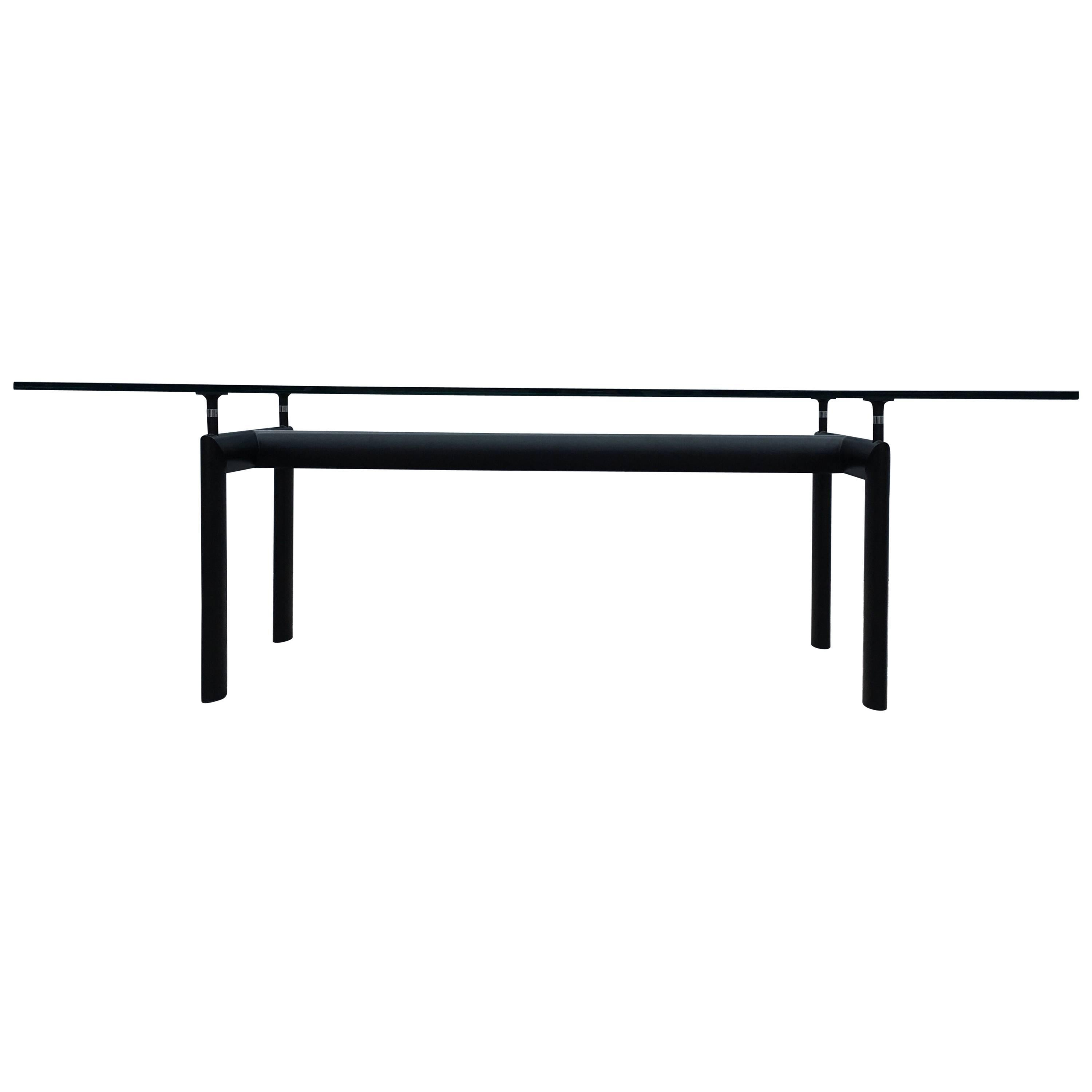 Le Corbusier LC6 Dining Table By Cassina
