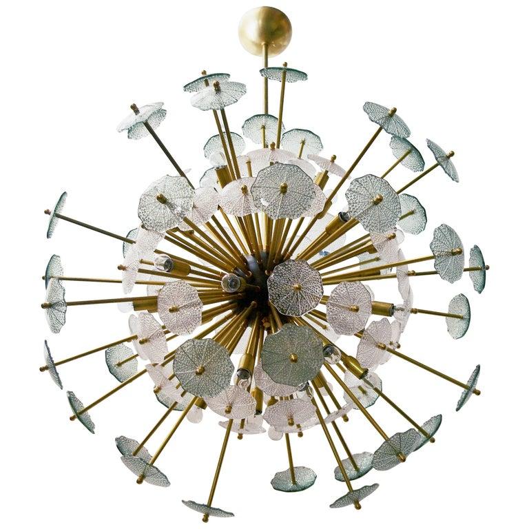 Large Parasole Sputnik Chandeliers