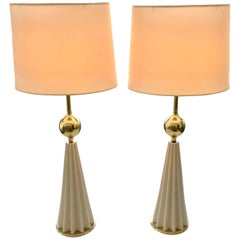 Gerald Thurston Pair of Table Lamps