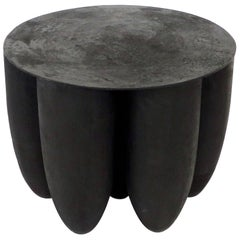 Arno Declercq Black Senufo Low Coffee or Side Table