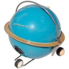 Original 1970s Space Age Saturnas Vacuum Cleaner, USSR