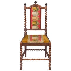 Rosewood Child's Side Chair, circa 1830