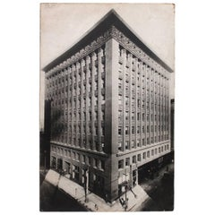 Large Format MOMA Exhibited Photograph of Louis Sullivan's Wainwright Building