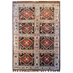 Early 20th Century Yalameh Rug