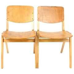 Cinema Chairs from Thonet, 1960s