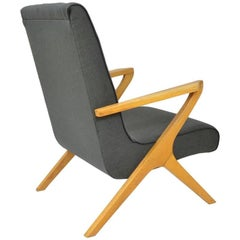 Grey Armchair, 1970s