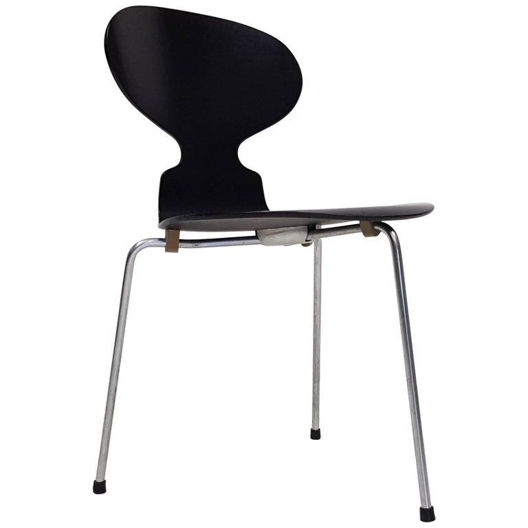 Model 3100 'Ant' Chair by Arne Jacobsen for Fritz Hansen, Designed, 1952