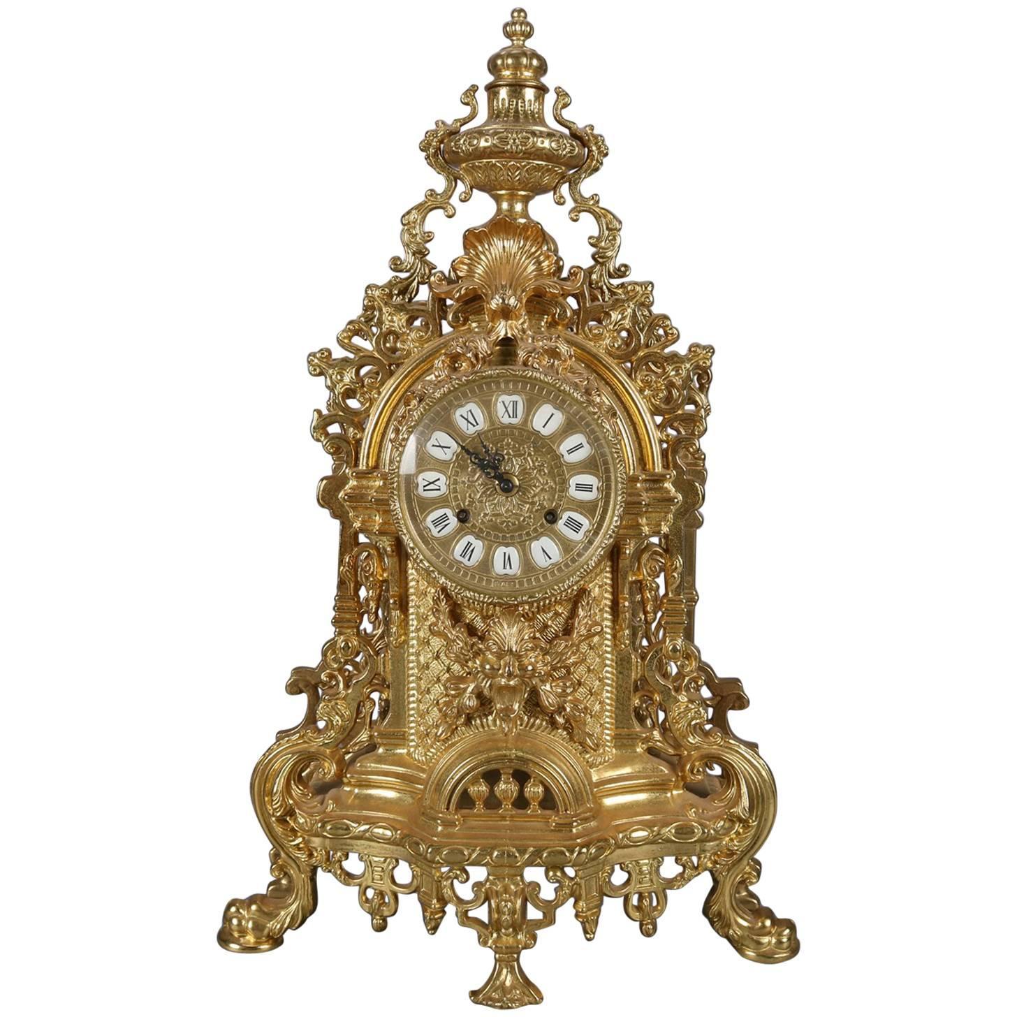 German made mantel clock