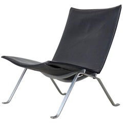 Lounge Chair PK 22 Poul Kjaerholm for E. Hold Cristensen