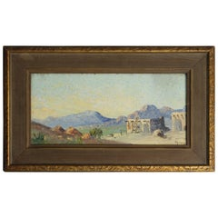 Desert Landscape of the South West, circa 1920s